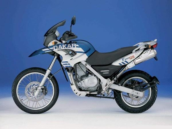motocicletas bmw