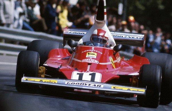 Tipos de Ferrari