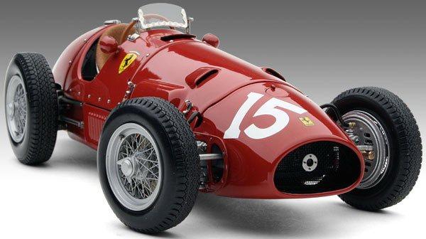 Ferrari 500 F2 de 1952.
