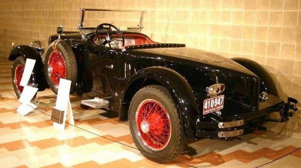 autos clásicos deportivos